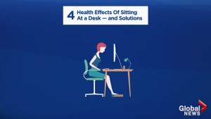 4 health effects of sitting at a desk — and solutions